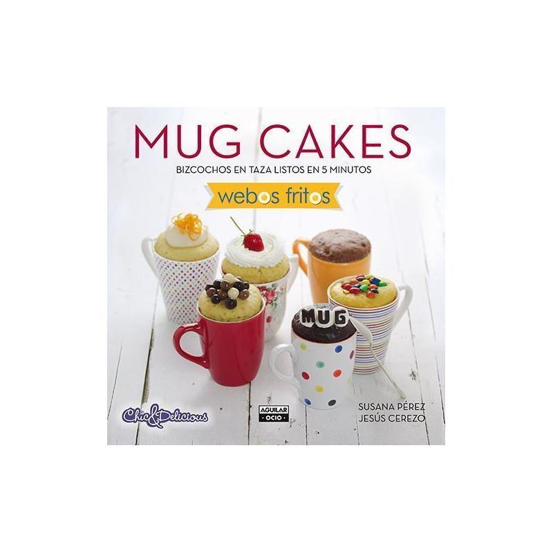 Libro Mug cakes por Webos Fritos