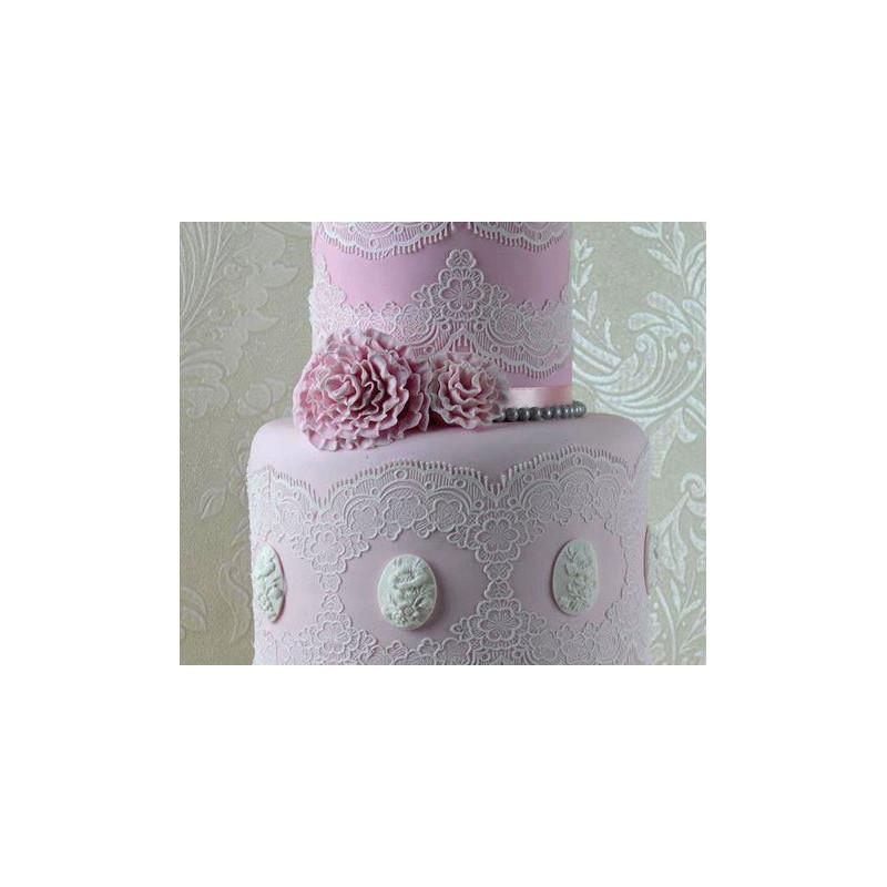 Tapete de silicona Tiffany Cake Lace