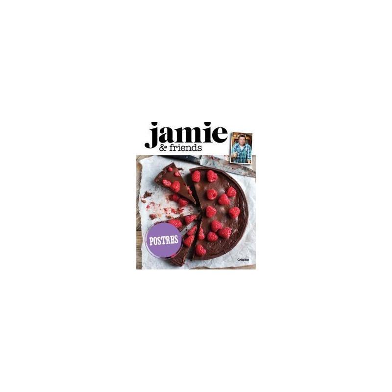 Libro Postre Jamie & Friends de Jemie Oliver