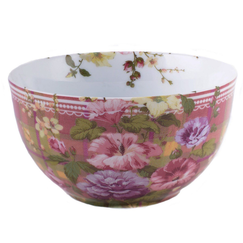 Bol de cerámica Flores Highland Katie Alice